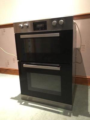 CANDY OVEN FDP X INTERGRATED UNDER,H 875CM.W595CM.D54CM,VERY CLEAN