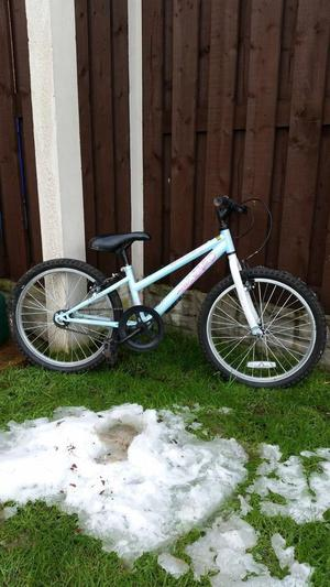 "Girls 20"" bike in excellent condition can deliver"