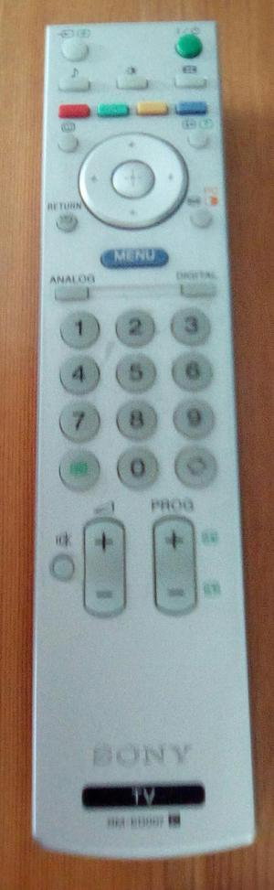 """15"""" Sony TV with remote control"""