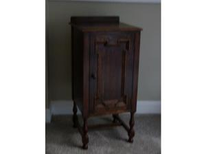 Antique mahogany cupboard in Ashford