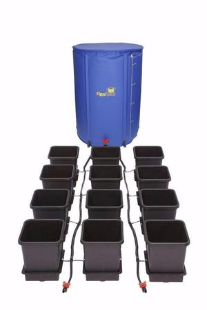 USED Hydroponics Autopot 12Pot Complete Self Watering System