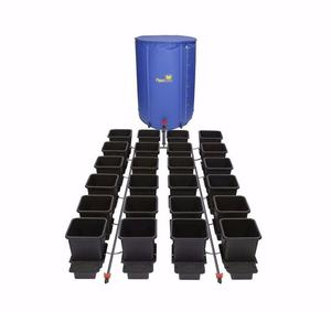 USED Hydroponics Autopot 24Pot Complete Self Watering System