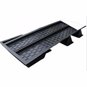 Used Hydroponics, Self watering NFT MD801 Complete system