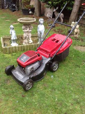 Mountfield petrol push mower