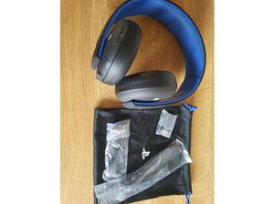 Official PS4 wireless stereo headset in Stafford