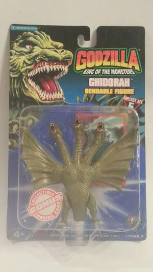 Ghidorah Bendable Figure Trendmasters King of the Monsters