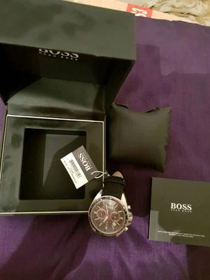 New Hugo Boss men's chronograph watch BRAND NEW