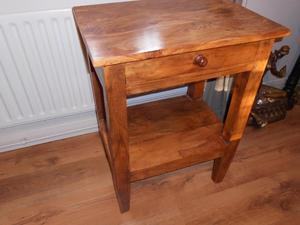 Solid Wood Occasional / Lamp Table