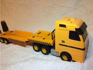 Toy JCB Low Loader in Swansea