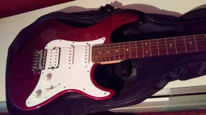 Yamaha Pacifica 012 Metallic Red R/H Electric Guitar