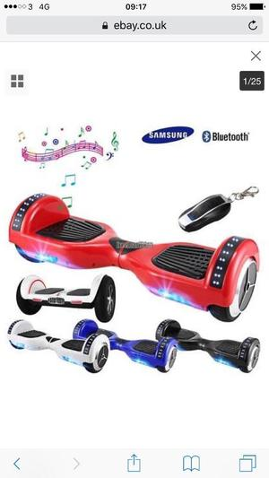 Hoverboard *brand new £229 rrp*