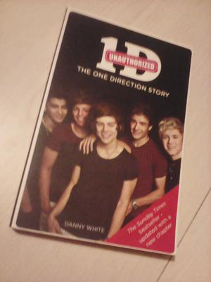 One Direction 'The One Direction Story' Paperback Book
