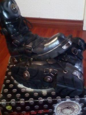New Rock Reactor Boots - SIZE 10