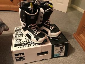 BRAND NEW!! Rome SDS Libertine Snowboard Boots (Uk 11)