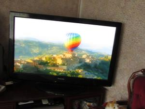 40 inch panasonic T/V with freeview and remote control good condition