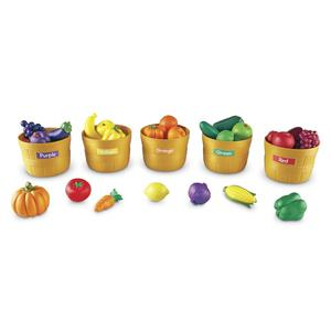 Learning Resources Farmer's Market Colour Sorting Set. Brand