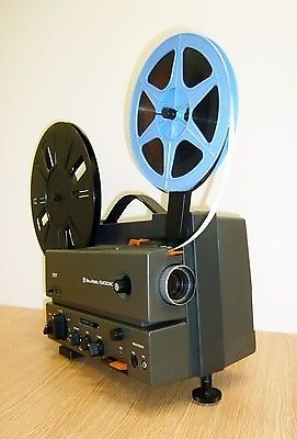 Bell & Howell DCT Super 8 Projector