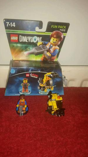 Lego dimensions lego movie pack