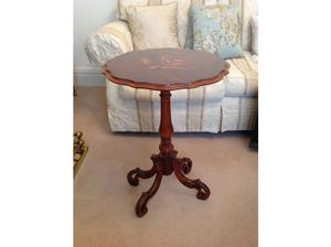 Round top occasional table in Cardiff