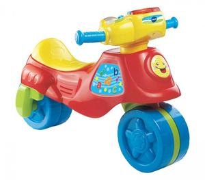 VTech Baby 2-in-1 Trike to Bike, Learn & Zoom Motorbike,