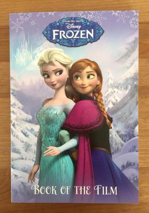NEW Disney Frozen Book of the Film by Parragon Books Ltd