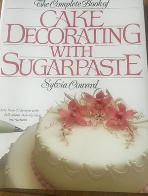 SUGAR CRAFT BOOK