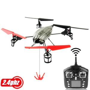 """""""2.4 ghz 4CH style of UFO helicopter remote control RC with"""