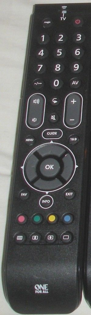 One For All Essence TV Universal Remote control !!