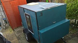 EXPEDITION TWO BERTH TRAILER. £ Ono
