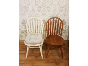 6 dining chairs in Neath