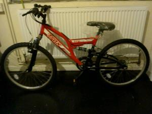 Trax Children's Mountain Bike OPEN TO OFFERS