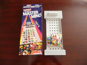 The Original Mastermind Vintage  Strategy Game by