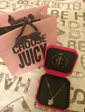 Choose Juicy Necklace