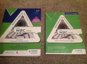 Mastering mathematics wjec gcse higher for numeracy and maths