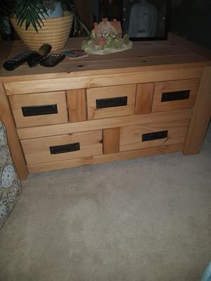 5 drawer coffee table