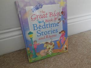 Children's Book - The Great Big Book of Bedtime Stories & Rhymes