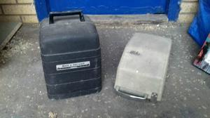 Projectors bell and Howell and aldis