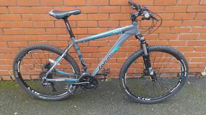 "Enzo Falcon, Front Suspension Mountain Bike, Excellent Condition (19"" Frame/27.5"" Wheels)"