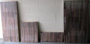 NEW Duropal Worktop pieces - various sizes.