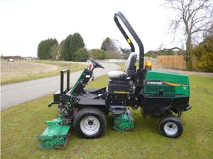 RANSOMES HIGHWAY  RIDE ON DIESEL MOWER in Wisbech