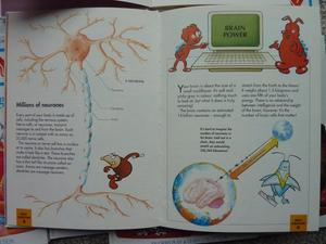 Childrens science books How My Body Works
