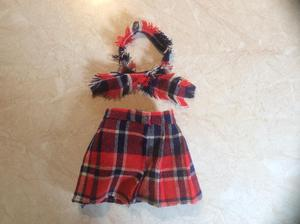 DOLLS CLOTHES - One off hand made item