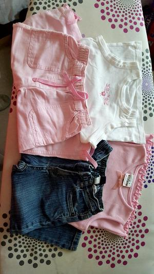 Baby girl clothes bundle age 1.5-2years
