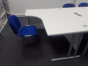 Office Tables & Chairs & Desks - Immaculate Condition.