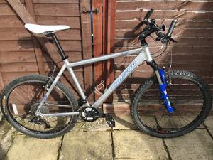 Carrera Vengeance Ltd Mountain Bike Excellent Condition
