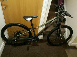 Norco Storm mountain bike with 26 inch wheel size