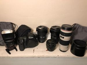 Canon 5D Mkiii mm