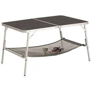 Outwell Folding Table Toronto with Mesh Shelf 120x68x80 cm