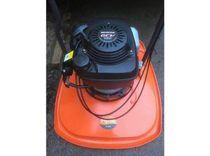 Flymo XL500 petrol hover mower in Wells