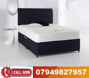 ***Brand New DOUBLE DIVAN BASE BED WITH Mattress***